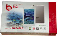 Интернет-планшет BQ Tablet PC 8052G