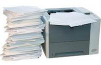 Выбираем бумагу для принтера