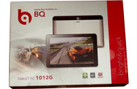 Интернет-планшет BQ Tablet PC 1012G