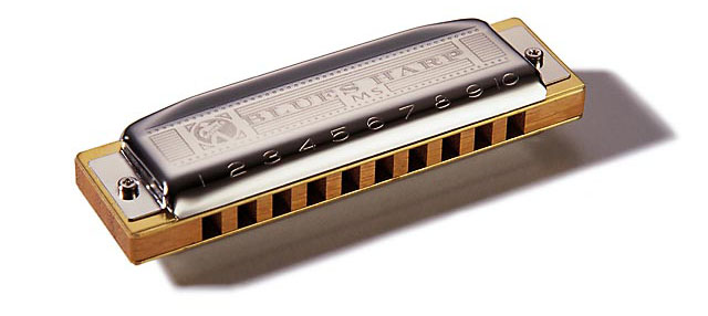 Hohner Blues Harp, блюзовая