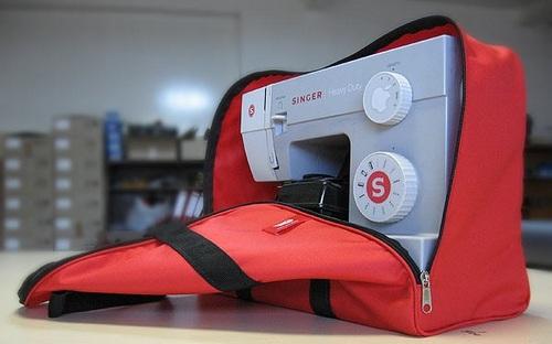 Сумка для швейной машинки своими руками мастер класс