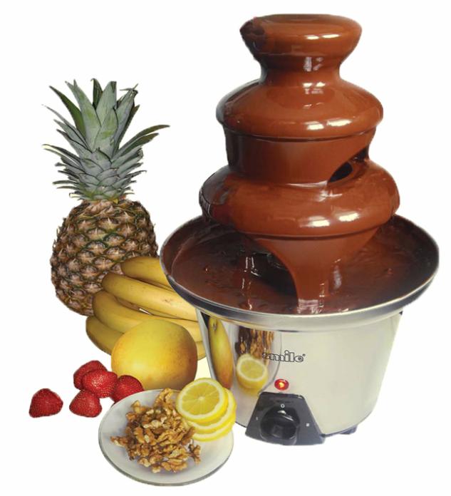 Как разрекламировать шоколадный фонтан маркетинговый план web сайта