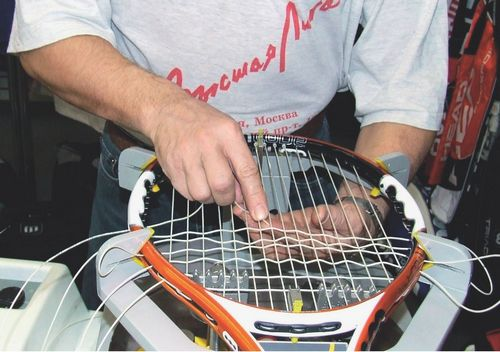 Как сделать ракетки для бадминтона своими руками