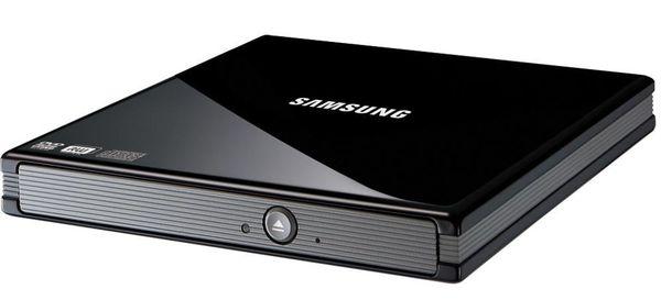 Внешний DVD-привод производства Samsung