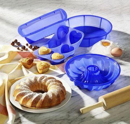 Простые рецепты кексов для силиконовых форм и духовка
