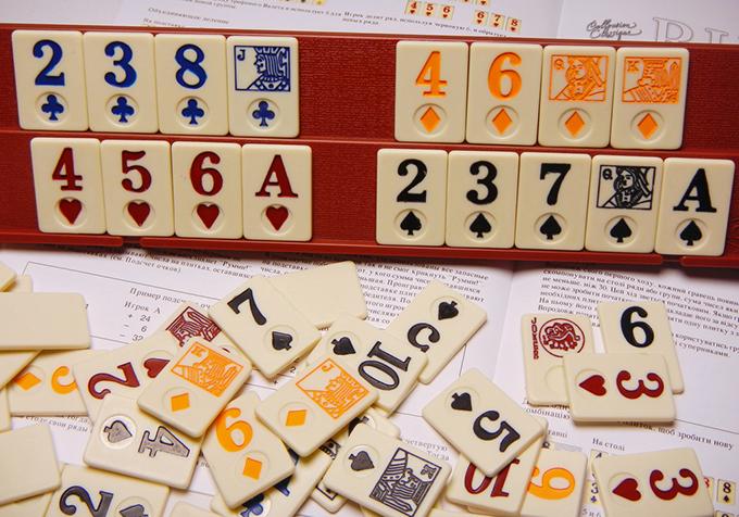 Как играть в румми в карты онлайн казино 500