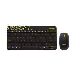Logitech Wireless Desktop MK240
