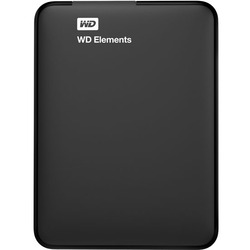 Western Digital Elements Portable 1 TB (WDBUZG0010BBK-EESN)