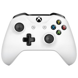 Microsoft Xbox One S Wireless Controller, white TF5-00004