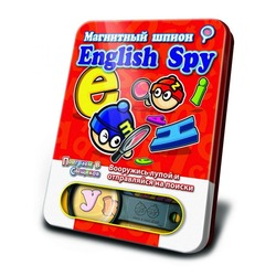 Mack&Zack English Spy SP ABC