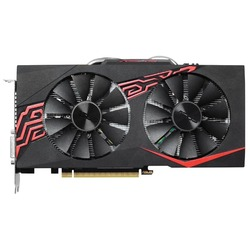 Asus GeForce GTX 1060 1569Mhz PCI-E 3.0 6144Mb 8008Mhz 192 bit DVI 2xHDMI HDCP Expedition OC