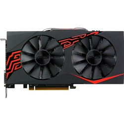 Asus Radeon RX 570 1256Mhz PCI-E 3.0 4096Mb 7000Mhz 256 bit DVI HDMI HDCP Expedition OC