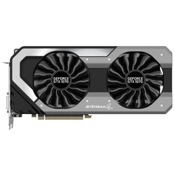 Palit GeForce GTX 1070 1506Mhz PCI-E 3.0 8192Mb 8000Mhz 256 bit DVI HDMI HDCP Jetstream