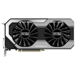 Palit GeForce GTX 1060 1506Mhz PCI-E 3.0 6144Mb 8000Mhz 192 bit DVI HDMI HDCP Jetstream