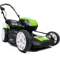 Greenworks GD80LM51