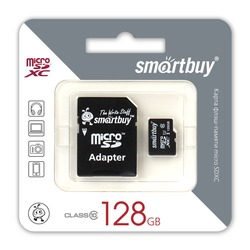 SmartBuy SB128GBSDCL10-01