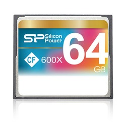 Silicon Power CF Professional 600X 64Gb