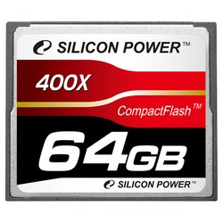 Silicon Power CF 400x 64Gb