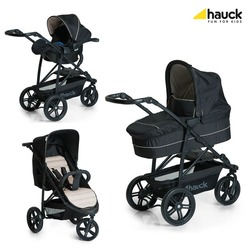Hauck Rapid 3 Plus Trioset (3 в 1)