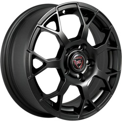 NZ Wheels F-25 6x15/5x105 D56.6 ET39
