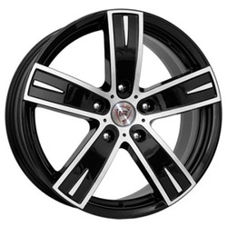 NZ Wheels F-16 6x15/4x98 D58.6 ET35