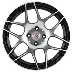 NZ Wheels F-32 6x15/4x98 D58.6 ET35