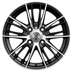 NZ Wheels F-33 6x15/4x98 D58.6 ET35