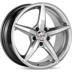 NZ Wheels F-30 6x15/4x98 D58.6 ET35