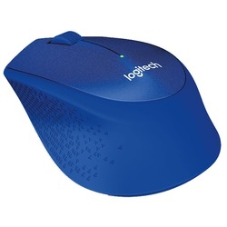 Logitech M330 Silent Plus Blue