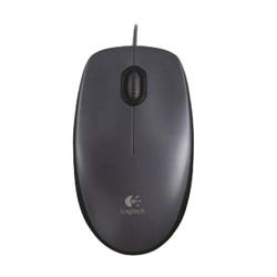 Logitech Mouse M90 Black USB