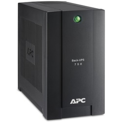 APC Back-UPS 750VA Standby with Schuko