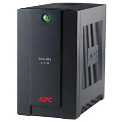 APC Back-UPS 650VA Standby with Schuko