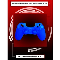 Sony Dualshock 4 silicon case blue