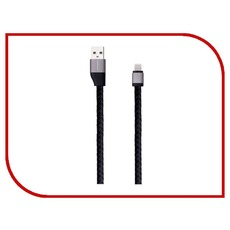 Аксессуар Кабель MOMAX USB to Lightning Elite Link Pro 1m MFI Black