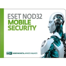 Антивирус Eset NOD32 Mobile Security BOX NOD32-ENM2-NS(BOX)-1-1