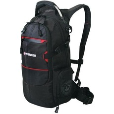 купить Рюкзак Wenger NARROW HIKING PACK Black