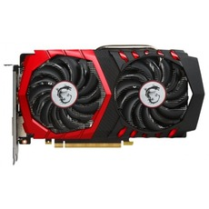 купить видеокарту MSI GeForce GTX 1050 Ti 1303Mhz PCI-E 3.0 4096Mb 7008Mhz 128 bit DVI HDMI HDCP GAMING