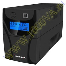 купить ИБП (UPS) Ippon Back Power LCD Pro 600