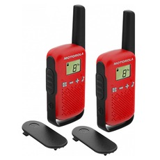 купить Рацию Motorola T42 Talkabout Red