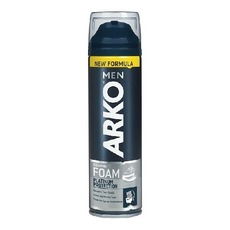 ARKO Men пена для бритья Platinum Protection защищающая, 200 мл