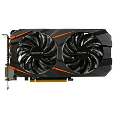 купить видеокарту Gigabyte GeForce GTX 1060 1531Mhz PCI-E 3.0 3072Mb 8008Mhz 192 bit 2xDVI HDMI HDCP Windforce