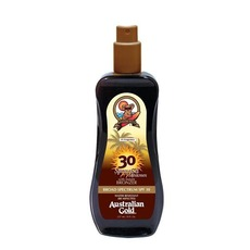Солнцезащитный крем Australian Gold SPF 30 Spray Gel Bronzer