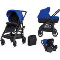 купить коляску Inglesina Trilogy System Colors, шасси Trilogy City (3 в 1)