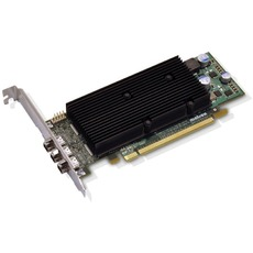 купить видеокарту Matrox M9138 PCI-E 1024Mb 128 bit Low Profile