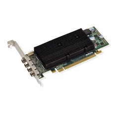 купить видеокарту Matrox M9148 PCI-E 1024Mb 128 bit Low Profile