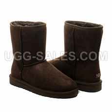 Ugg Man Classic Short Chocolate 46 (US 13)