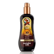 Солнцезащитный крем Australian Gold SPF 10 Spray Gel Bronzer
