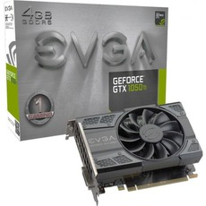 купить видеокарту EVGA GeForce GTX 1050 Ti 1290Mhz PCI-E 3.0 4096Mb 7008Mhz 128 bit DVI HDMI HDCP GAMING