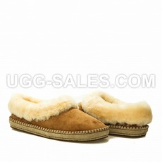 Ugg Women Slippers WRIN Chestnut 40 (US 9)