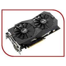 купить видеокарту Asus GeForce GTX 1050 Ti 1290Mhz PCI-E 3.0 4096Mb 7008Mhz 128 bit 2xDVI HDMI HDCP Strix Gaming